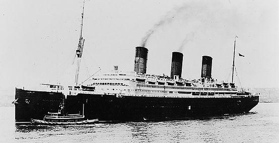 RMS Berengaria steamship cunard