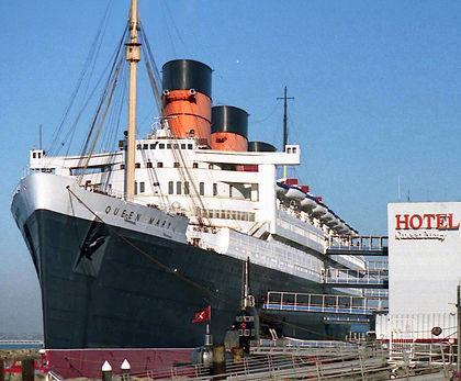 RMS Queen Mary Hotel Long Beach CA