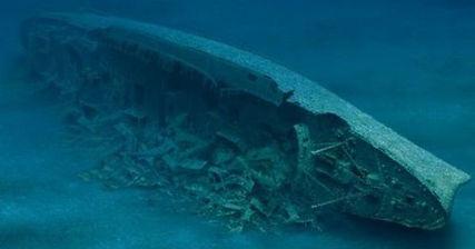 SS Andrea Doria shipwreck