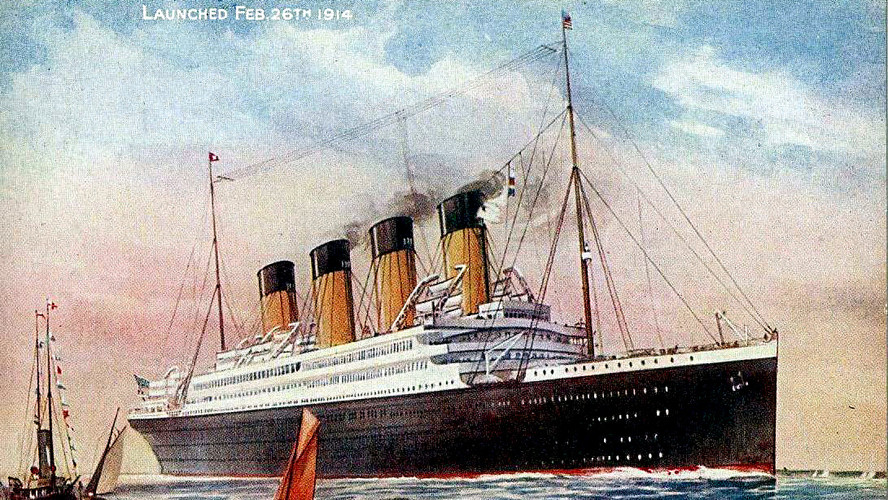 RMS Brittanic