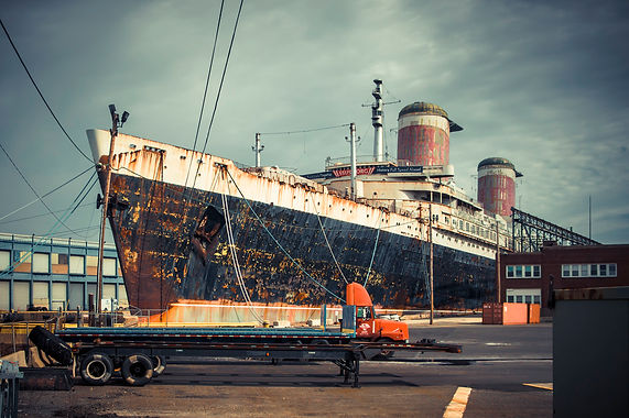 SS United States conservancy Philadelphia pier 84