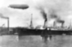 SS Imperator in 1914