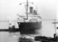 SS Bremen steamship ocean liner