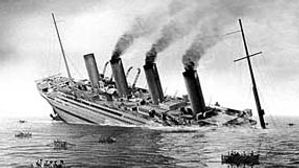 Sinking of the HMHS Brittanic