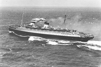 SS Rex steamship ocean liner