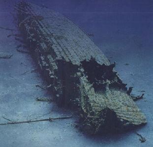 HMHS Brittanic wreck shipwreck site