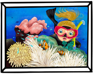 CURIOUS / CORAL REEFS