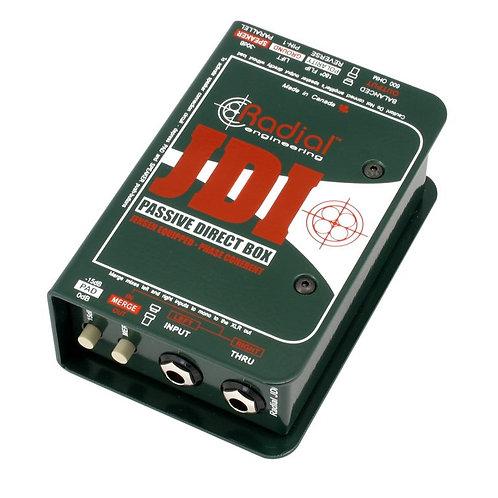 Radial JDI Passive 2Ch DI Box