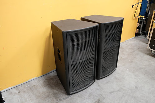 (Pair) Peavey QW3 Full-Range 3-Way Loudspeaker 1600w RMS