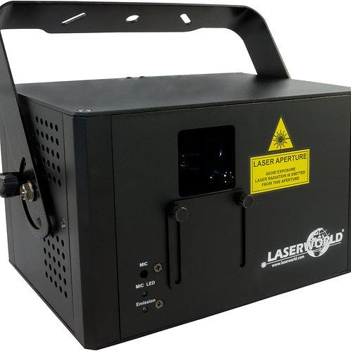 Laserworld CS-1000 RGB Mk2 Laser