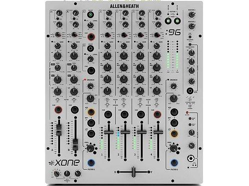 Allen & Heath Xone:96 4ch DJ Mixer