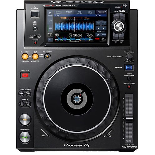Pioneer XDJ 1000 Mk2 Media Player