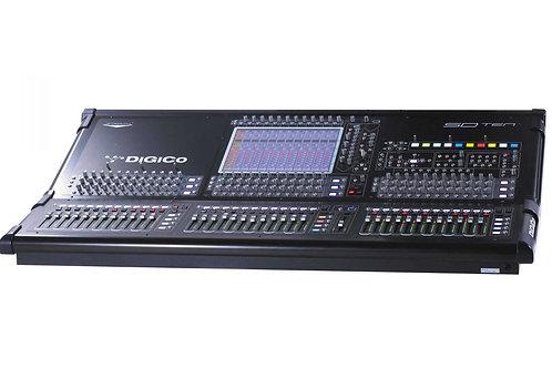 Digico SD10 Digital Mixing Console