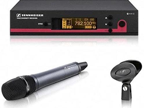 Sennheiser EW100 G3 Wireless System Incl. e945 Handheld