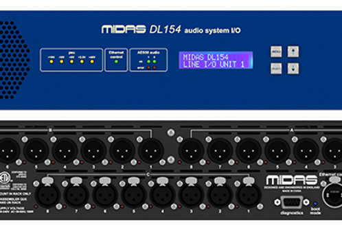 Midas DL154 8/16 Digital Stage Box