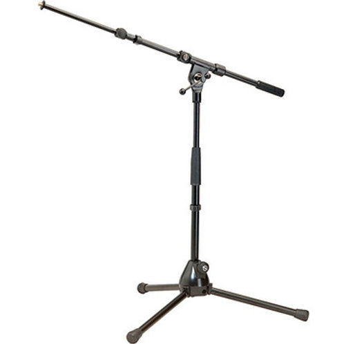 K&M Short Boom Microphone Stand