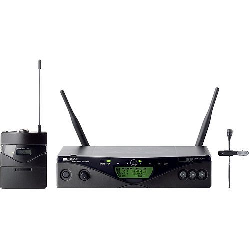 AKG WMS 450 Wireless System Incl. Lapel