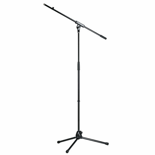 K&M Large Boom Microphone Stand