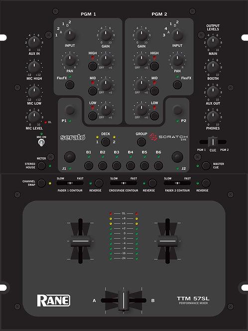 Rane TTM57 Mk2 2ch DJ Mixer