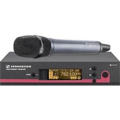 Sennheiser EW100 G3 Wireless System Incl. e835 Handheld