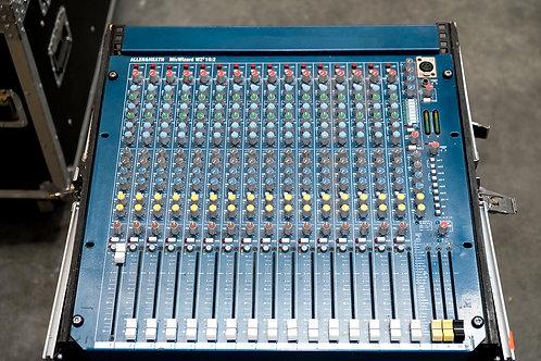 Allen & Heath MixWizard WZ3 16:2 Analogue Mixer