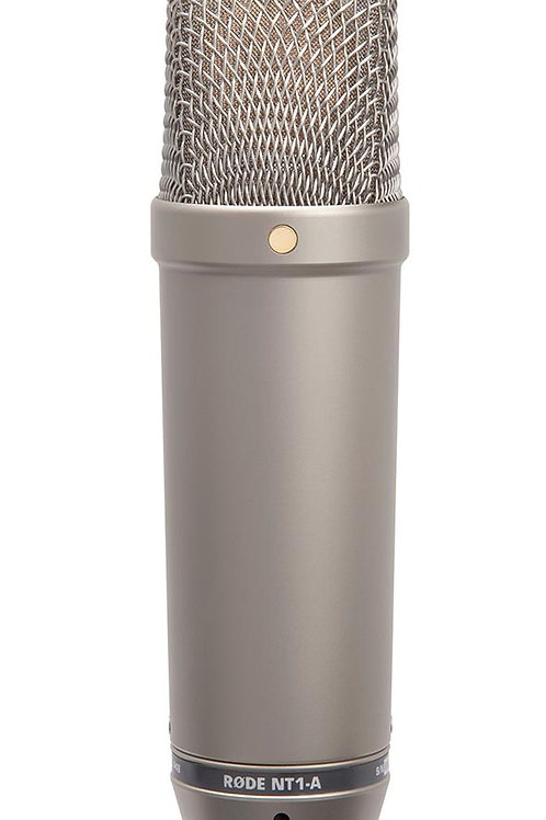 Rode NT1 Large-Diaphragm Condenser Microphone