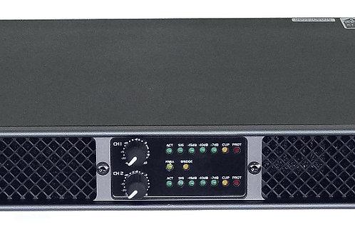 Crius Technologies DS-4K 2Ch Amplifier