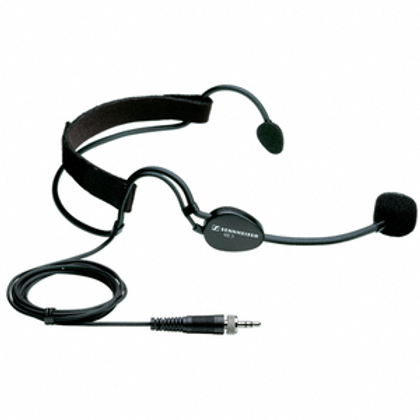 Sennheiser ME3 Headworn Headset Microphone Black