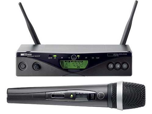 AKG WMS 450 Wireless System Incl. D5 Handheld