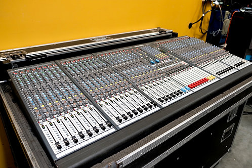 Allen & Heath GL2800 40Ch Analogue Audio Mixing Console
