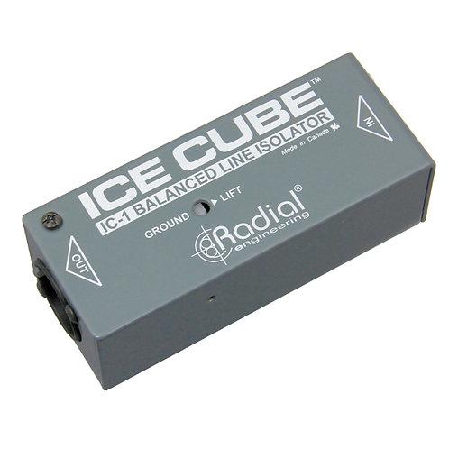 Radial IC1 IceCube Passive Line Isolator