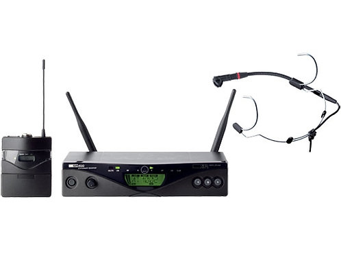 AKG WMS 450 Wireless System Incl. Headset