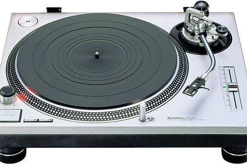Technics SL1200 Mk2 Turntable (Stylus not included)