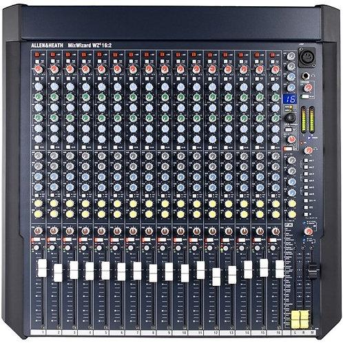 Allen & Heath MixWizard 16:2 Analog Mixing Console