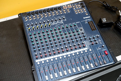 Yamaha MG166 CX Analogue Mixer