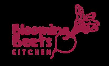 Blooming Beets Kitchen Menu