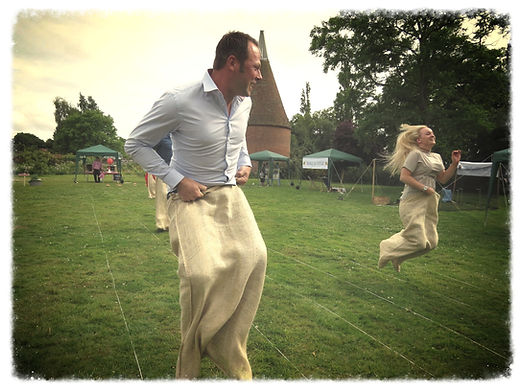 Wedding Fete Games