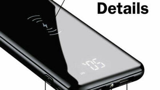 500000mAh high capacity mobile charger external battery power bank