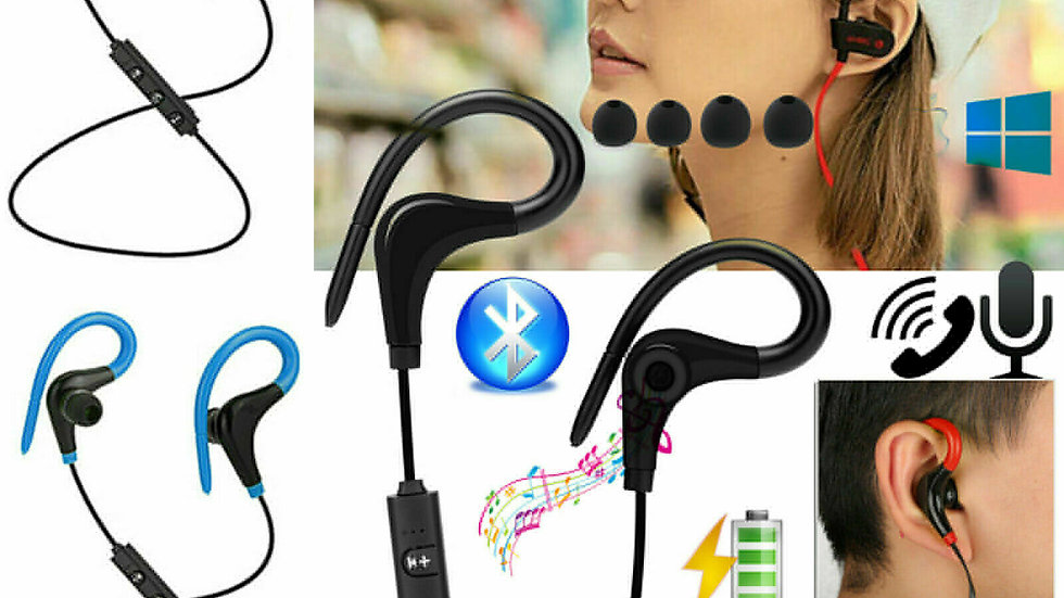 Wireless universal Sports Headphones