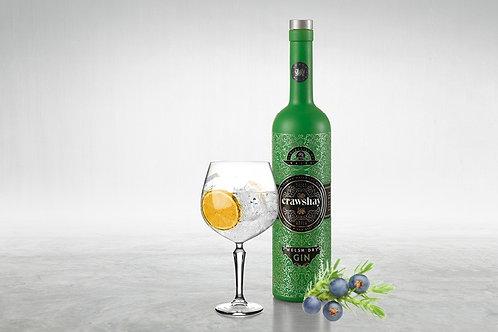 Crawshay Welsh Dry Gin - 70cl - 37.5%