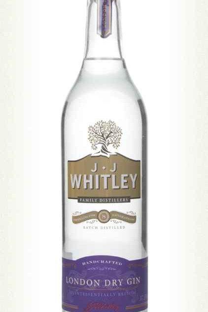 JJ Whitley London Dry Gin - 70cl - 38.6%