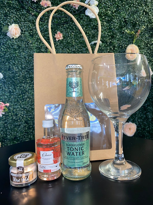 Mothers Day Gin Gift Bag FREE GIFT