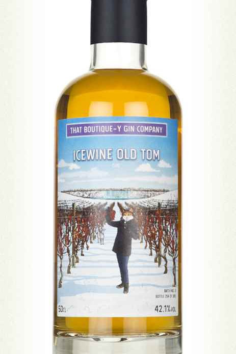 Ice wine Old Tom Gin - 50cl - 42.1%
