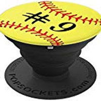 Player or Team Pop Socket