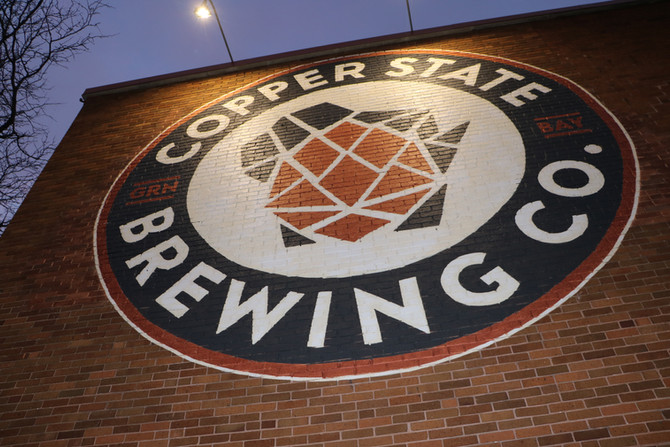 Copper State of the Brewery Address: 2021