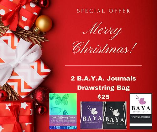 B.A.Y.A.  Christmas Bundle
