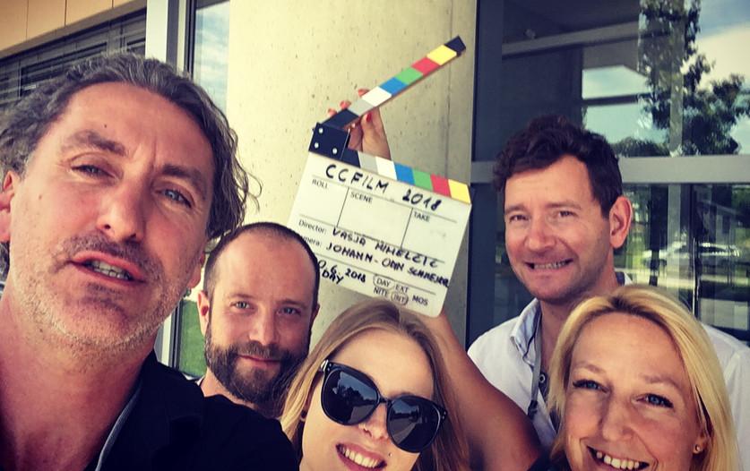 Film crew 2018 CC film