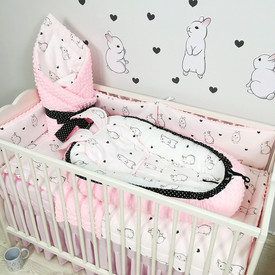Zestaw do łóżeczka dla niemowlaka