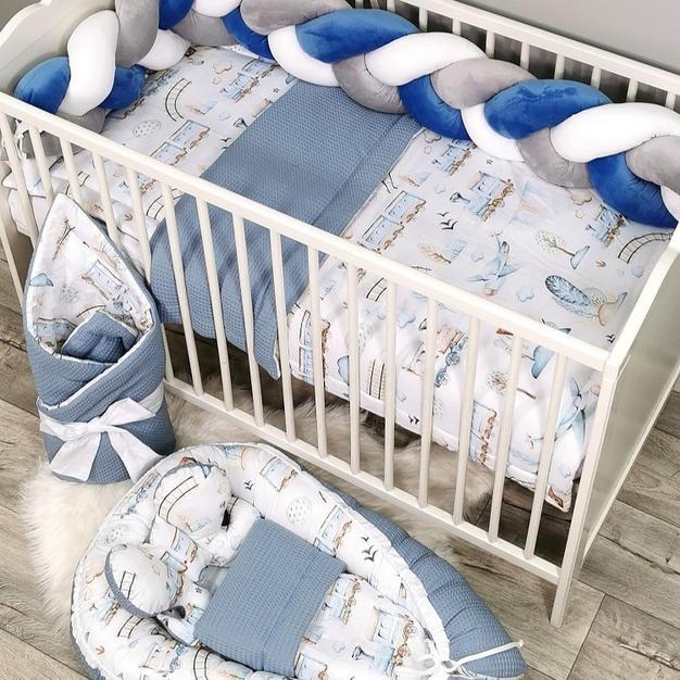 Komplety pościeli dziecięcej i niemowlęc