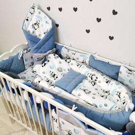 Pościel niemowlęca velvet pikowany .jpg